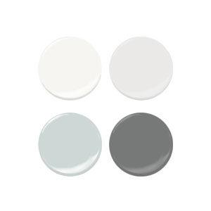 Favorite Flip House Colors
