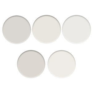 Our Top 5 Wall Colors