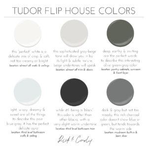 Tudor Flip House